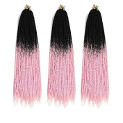MZP Fashion pigtail national wind little pigtail men and women then send dirty braid wigs ghosts pigtail male African pigtail , black + pink