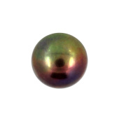 Be You 7.95 cts(8.74 ratti) Natural Chinese Pearl Fine Quality 11x11x8 mm size Plain Round Shape Loose gemstones