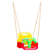 Toddler Swing Seat RESTAR 3-in-1 T-Bar Indoor and Outdoor Safe and Secure Swing Set Playing for Fun Perfect for Infants,Babies and Toddlers