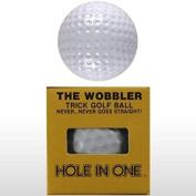 The Wobbler Golf Ball Prank