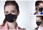 Aideme 3 Layer Unisex Antibacterial Cotton Mask | PM2.5 | Asthma | Air Pollution | Adjustable Earloop | Activated Carbon