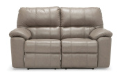 Stocked Sidney 41076 Loveseat Recliner, Classic Sable