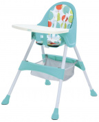 FP Young & Eat TPU 9301704900 Highchair Azzurro Menta