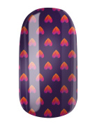 Nail Foil Nail Wraps by Glamstripes – Lonely Hearts
