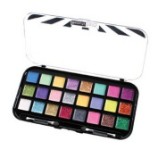 BEAUTY TREATS 24 Sparkle Palette - Cream Based Glitter Eye Shadow
