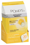 Pond's Towelettes Exfoliating Renewal 28 Count