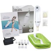 Portable Diamond Peeling Facial Pore Cleanser Diamond Dermabrasion Microdermabrasion Pen Vacuum Blackhead Removal Beauty Machine Skin Care Professional Kit