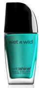 wet n wild Shine Nail Colour, Be More Pacific, 0.41 Fluid Ounce