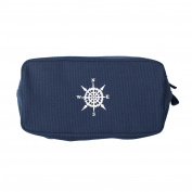 Izola Canvas Dopp Kit for Travelling - Compass