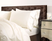 Royal Comfort 1000TC Quilt Cover Double - Ivory