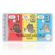 Blumei Sea Cucumber Re-Turn 3-Step Nose Kit Pack Of 10