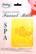 Professional Collagen Face Mask with Caviar Extract Natural Cosmetics Beauty Salon Skin Care Anti-Wrinkle Face Care