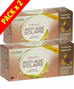 Naturactive DORIANCE Dermo-Nutrition Solar and Anti-Ageing Duo Pack 2x60 Capsules