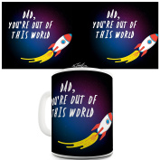 Twisted Envy Dad Out Of This World Ceramic Tea Mug