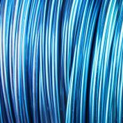 Creacraft Beading Wire - Silver Aluminium Wire 12-Gauge (2mm) - 15 ft (5m)