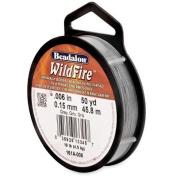 Wildfire Stringing Thread .15cm X50yd-Grey