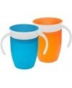 Munchkin Miracle 360 Trainer Cup - Blue & Orange
