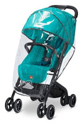 Good Baby Twin Rain Cover for Pushchairs Qbit and Qbit +