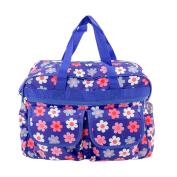 Adorox Baby Nappy Bag - Baby Shower Gift Boy Girl Spacious . Tote - Adjustable Shoulder Strap - Grab Handles - Matching Changing Pad