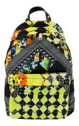 VERSUS VERSACE Multicolor Nylon Backpack Bag