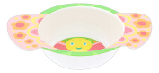 Tar Hong 20cm Melamine Butterfly Print Bowl for Children