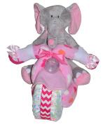 Pink Motorcycle Baby Girl Gift Set