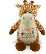 Baby's First Thanksgiving, Giraffe