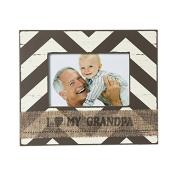 B. Boutique Love Grandpa 4x6 Wooden Picture Frame