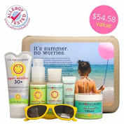 California Baby Summer Essentials Kit