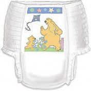 Medtronics - Curity Runarounds Boy Training Pants Large 15-18kg. - Paediatric Training Pants - 23pcs/PK