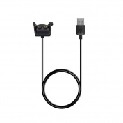 Gentman USB Charging Cable Dock Cable Charger Cord for Garmin Vivosmart HR/Garmin Vivosmart HR+