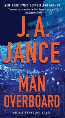 Man Overboard: An Ali Reynolds Novel (Ali Reynolds)