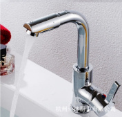 LDONGSH Basin Kitchen Hot And Cold Vegetable Bowl Sink Faucet Tap