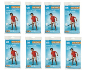 Boy's Training Pants Size 2T - 4T Multi-Pack 16 Total Disposable Trainers