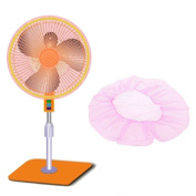3pcs Summer Fan Safety Nets/fan Dust Dustproof Mesh Cover to Protect Baby Finger