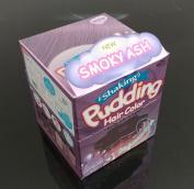 EZN Shaking Pudding Hair Colour Korean Beauty - Smoky Ash Lavender 6.31