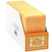 One With Nature Soap Bar Dead Sea Ornge