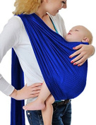 Cuby Breathable Carrier Adjustable Ring Water sling for Newborn Baby