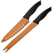 Copper Chef 2 Piece Knife Set