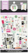 me & my BIG ideas PPSV-10 Create 365 The Happy Planner Sticker Value Pack Planner, Classic Colour Story, 725 Stickers