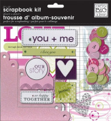 Me & My Big Ideas You & Me 8x8 Scrapbooking Page Kit