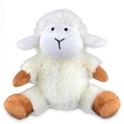 Stuffed Lamb - 18cm Soft Plush Animal Sheep - By EpicKids