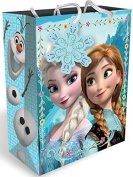 Frozen Glossy Gift Bag with Handles