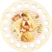 Buratini Thread Organiser 13Cm-Lady