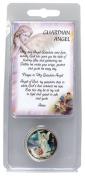 Guardian Angel Pocket Token & Prayer Verse Card