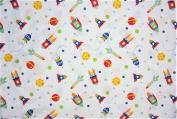 Kids Space 100% Polyester (Pillowcase Only) Size STANDARD Boys Girls Kids Bedding