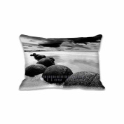 41cm x 60cm Pillow Protector Nature Stone Ball Pillow Cover Home Decorative Kids Gift Pillow Cushion Cover