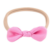 Alonea Infant Girl Bowknot Headband Hair Band Accessories Headwear