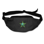 Environment Barnstar Hires Men Women Outdoors Unique Sport Waist Pack Suitable For Anyone