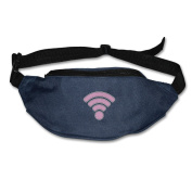 Wifi Men Women Outdoors Unique Waist Pack Suitable For Anyone